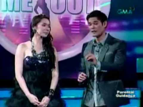 Gretchen Espina on Take Me Out, June 3 2010