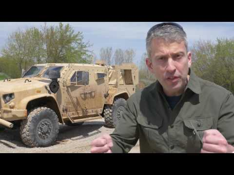 We Drive the Joint Light Tactical Vehicle