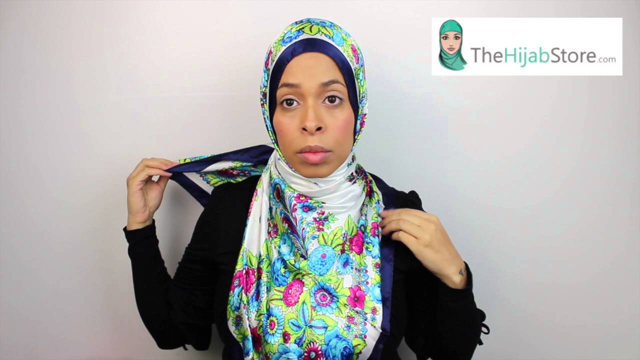 2019 year lifestyle- How to turkish wear square hijab