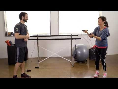 Cardio Focus with Tiffani Thiessen - All Access Mom - YouTube