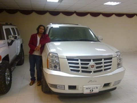 yo yo honey singh new cadillac escalade 6 2l v8 youtube. Black Bedroom Furniture Sets. Home Design Ideas