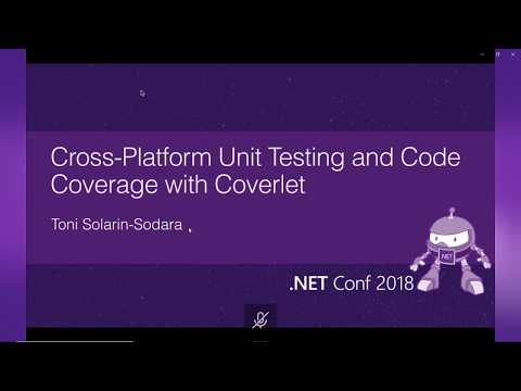 S302 - Cross-Platform Unit Testing And Code Coverage With Coverlet - Toni Solarin-Sodara