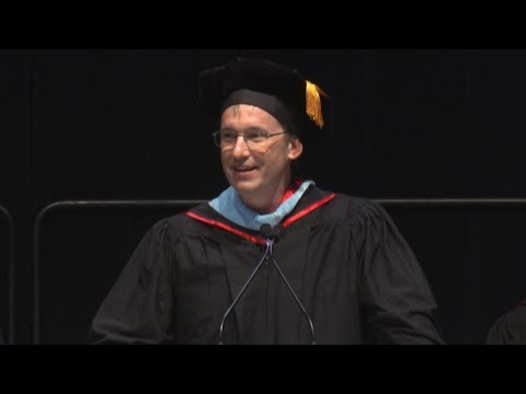 College of Engineering Convocation 2017 -  Colin Angle