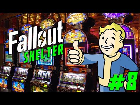 "FALLOUT SHELTER Gameplay Part 8 - ""RADIOACTIVE GAMEROOM!!!""  (iOS/iPhone/iPad gameplay)"