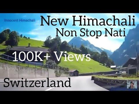 New Himachali DJ Nati Nonstop. (Switzerland Video)