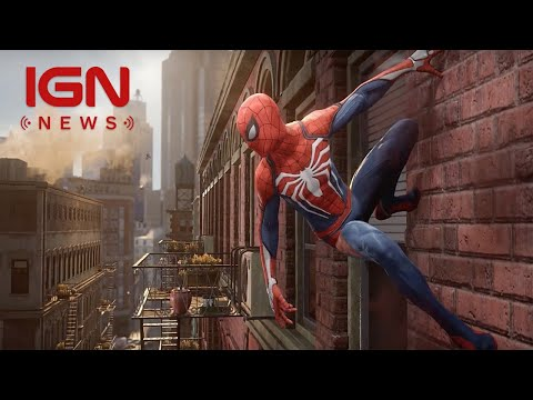 Spider-Man PS4's Open World 'Several Times Larger' Than Sunset Overdrive - IGN News