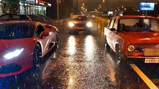 300 Л.С. Ваз 2101 Турбо -Vs- Ламба За 18 Млн: Кто Кого? Lamborghini Huracan Spyder.