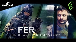Fer – The Brazilian Monster (Full Career Fragmovie)
