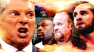 10 WWE Wrestlers Vince McMahon Was Recently FURIOUS With In Real Life