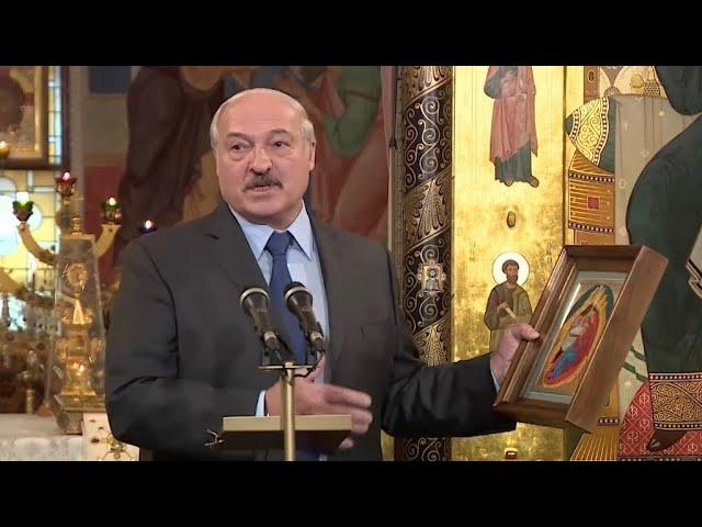 Лукашенко: Мы не Россия! В блокаде и под санкциями нам было непросто!