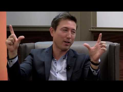 Andy Tryba, RideAustin Co-Founder at Entrepreneurship Live! Broadcast by TexTalks, 09.13.2016