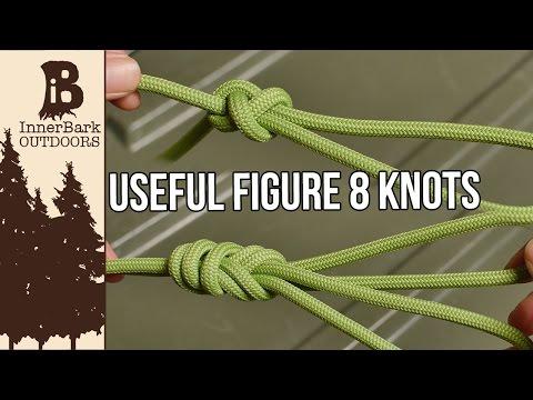 The 4 Most Useful Figure-8 Knots | Rock Climbing