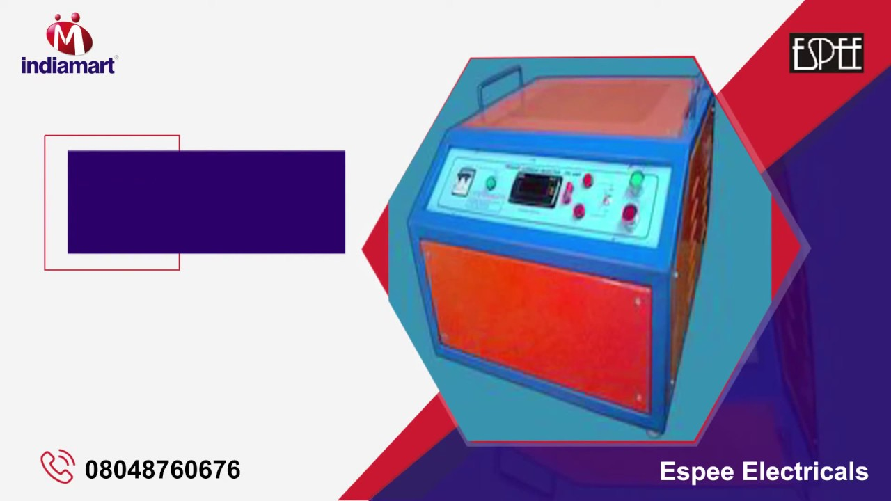Electrical Transformer & Testing Equipments Manufacturer - YouTube