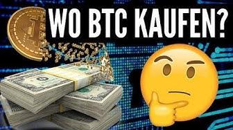 Wo Bitcoin kaufen - Die 5 Top Bitcoin Kaufen Anbieter Im Vergleich