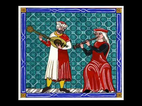 Music of the Troubadours 7: Ai tal domna