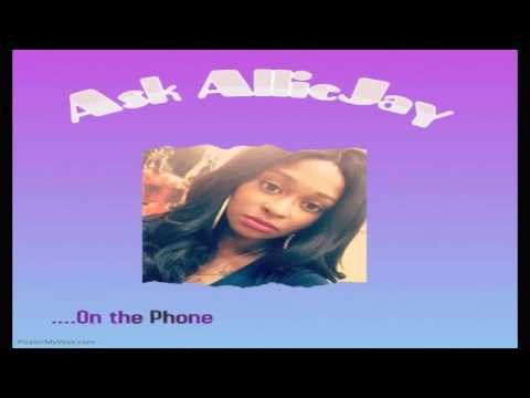 Ask AllieJay : Interracial Dating/Single Parent Dating