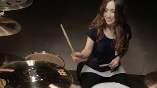 SLIPKNOT  WAIT AND BLEED  DRUM COVER BY MEYTAL COHEN (Take 2)