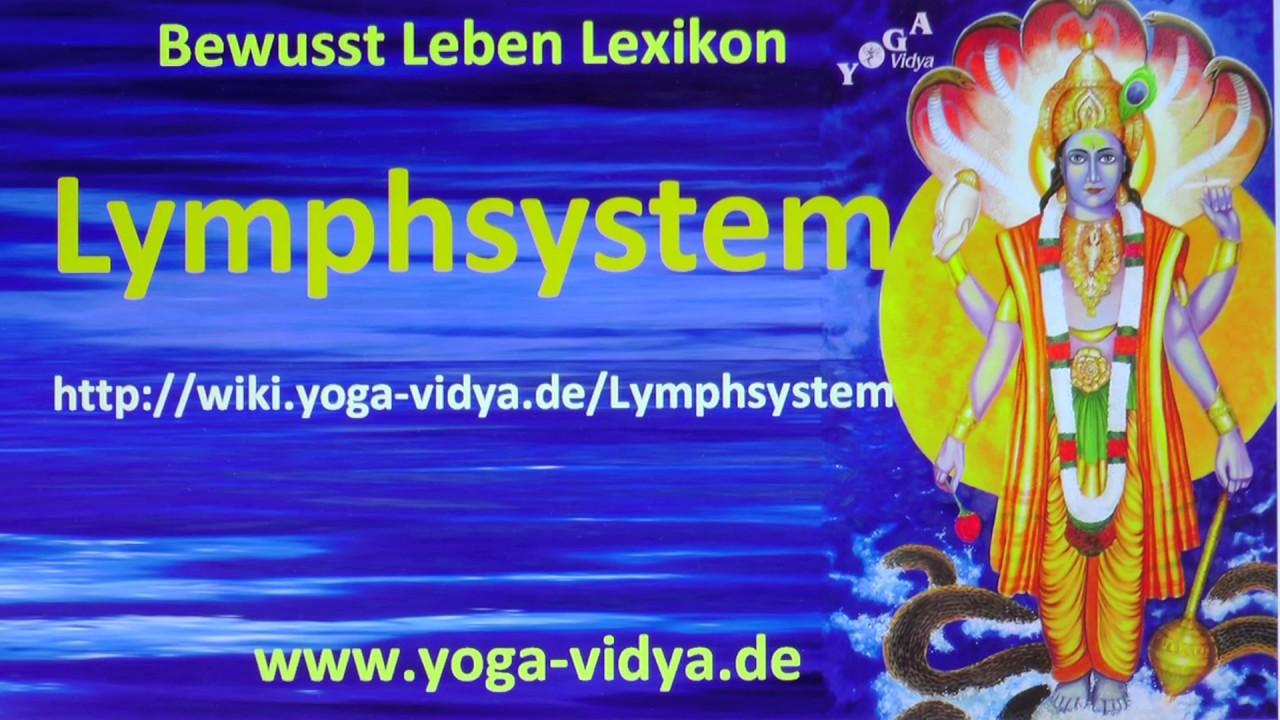 Lymphsystem - YouTube