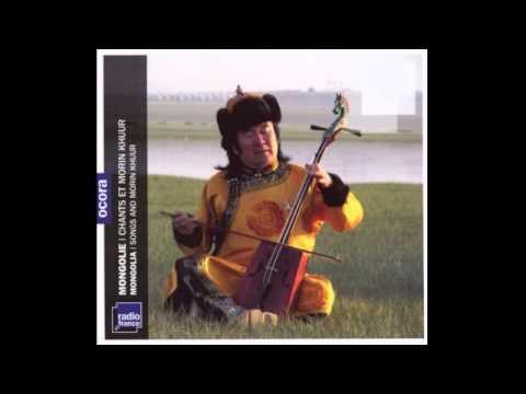 mongolie---chants-et-morin-khuur-[ocora]-chi-bu-lag,-booral-altai