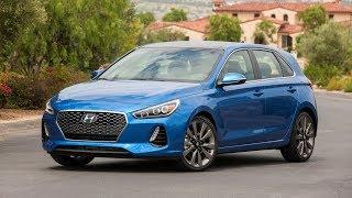 Hyundai Elantra 2018 Car Review