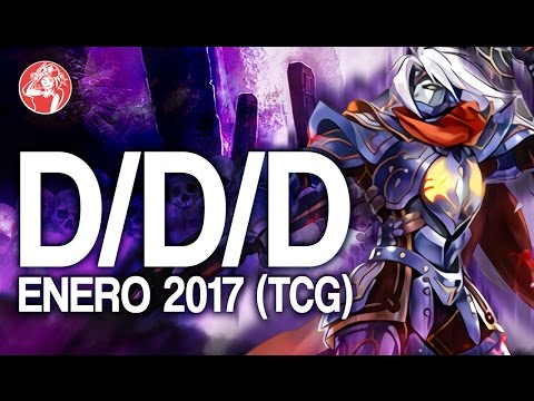 DDD Deck (January/ Enero 2017) [Duels & Decklist] (Yu-Gi-Oh) Post Structure Deck Pendulum Domination