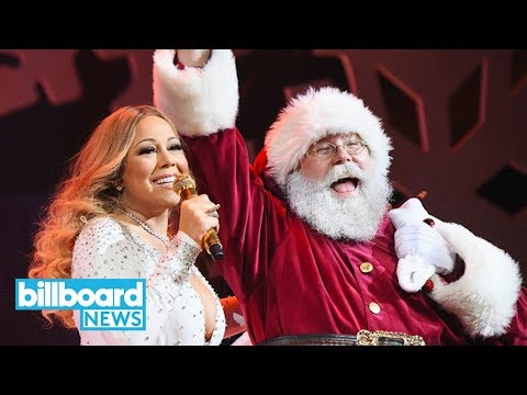 Mariah Carey's 'All I Want For Christmas Is You' Highest Holiday Hot 100 Hit | Billboard News Mp3