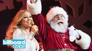 Baixar Mariah Carey's 'All I Want For Christmas Is You' Highest Holiday Hot 100 Hit | Billboard News