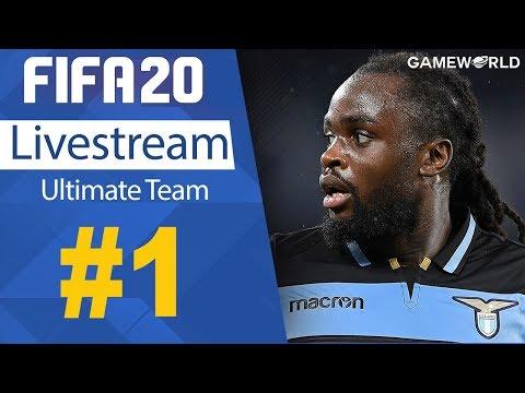FIFA 20 Livestream #1: Ultimate Team