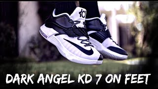 Скачать Custom Dark Angel KD 7s On Feet