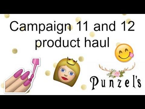 Punzel's Avon Campaign 11 / 12 2015