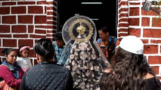 Continuación de la Visita de la Imagen de la Virgen con Don Pedro Bolaños
