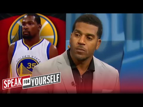 Whitlock 1-on-1: Jim Jackson doesn't think Kevin Durant is now a villain - 'Speak for Yourself'