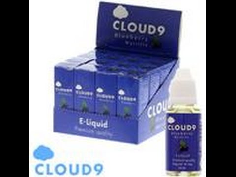 Home Bargains Cloud 9 Classic Tobacco E Liquid Review By Kogsy