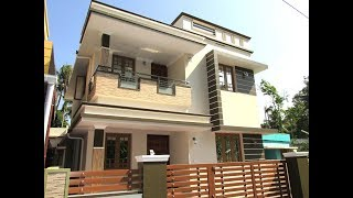 3BHK 1300 Sqft house in 3 Cents at Varapuzha - 49 Lakhs (Negotiable)