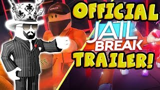 ASIMO IS MAKING A NEW JAILBREAK TRAILER! (Roblox)