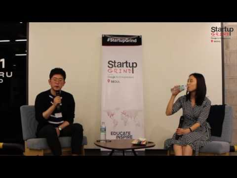 Startup Grind Seoul with Mun-Ju, Lee (Greedeat INC.)