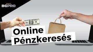 Hogyan lehet pénzt keresni az internetes tőzsdén keresztül,