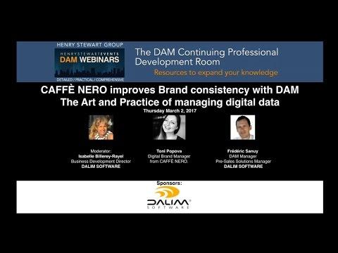 WEBINAR DALIM SOFTWARE GmbH - CAFFE NERO