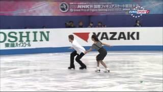 "Ilinykh & Katsalapov ""The Ghost"" 2012-13 NHK Trophy FD"
