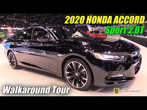 2019 Honda Accord Sport 2.0T - Exterior and Interior Walkaround - 2019 Chicago Auto Show