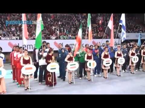 In Yerevan Azerbaijani Sportsmen