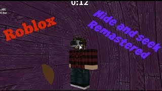 HOW DOES THIS GUY KNOWS ALL SPOT? | Roblox : Hide and Seek Remastered