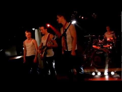 Blackwood Cherrypie - Good Times & Outro (Live @ Camäleon Vaduz 2013)