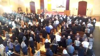Prayer Vigil and Wake | Passing of the Catholicos-Patriarch HH Mar Dinkha IV