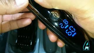 Surker Rechargable Hair Clipper RFC-688B (Review)