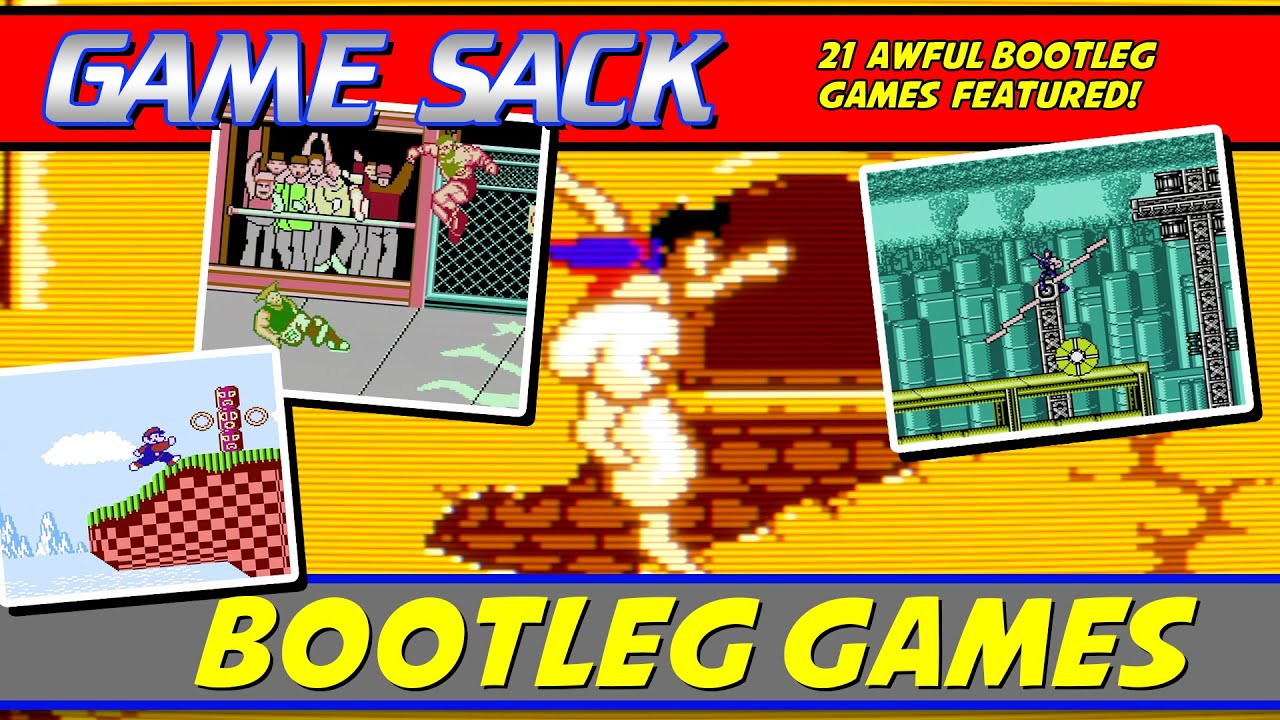 Bootleg Games - Game Sack