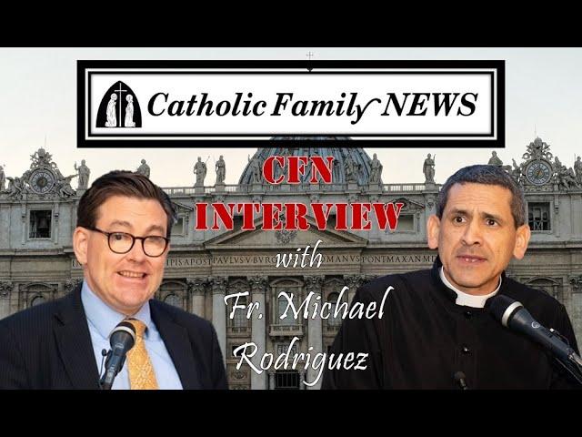 Fr. Michael Rodríguez on Traditionis Custodes