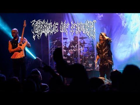 Cradle of Filth - Bathory aria (live Saint-Etienne - 14/02/2018)