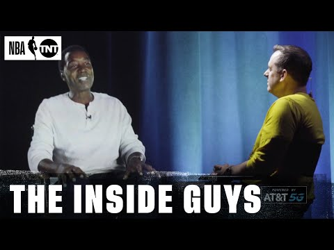 Isiah Thomas Sits Down with Los Angeles Lakers Head Coach Frank Vogel | NBA on TNT