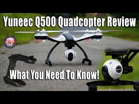 Yuneec Q500 Quadcopter Review - What You Need To Know!